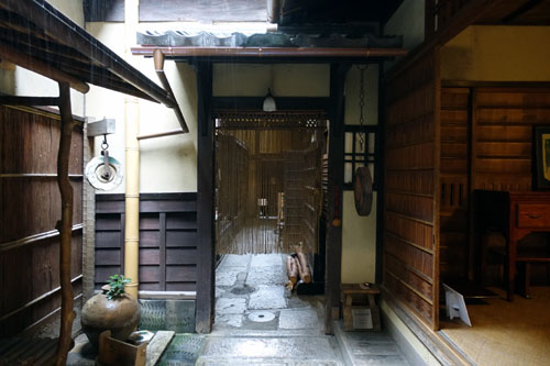 吉田家住宅@京都