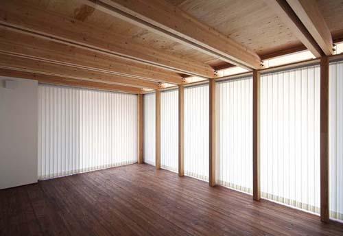 木骨の白い家 その6 子供部屋