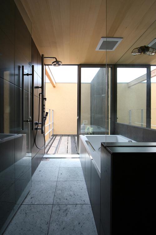 浴室 @中国黄土の家 その9