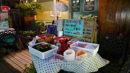 会津の夏野菜