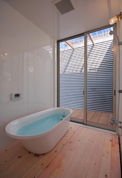 水庭の家 その6 浴室