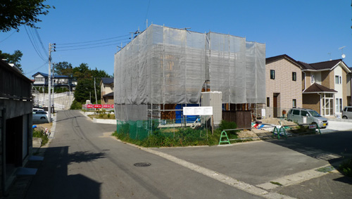 秋田の住宅 構造検査