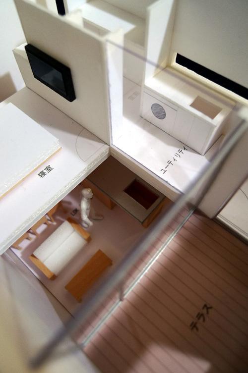 狭小の家 プロジェクトその3