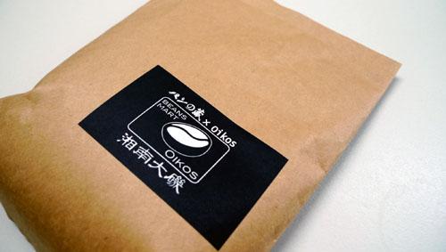 コーヒーブレイク パンの蔵×OIKOS