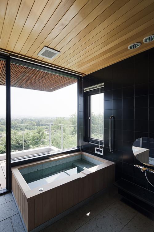 自宅で愉しむ旅館のお風呂 @対岳荘 その11
