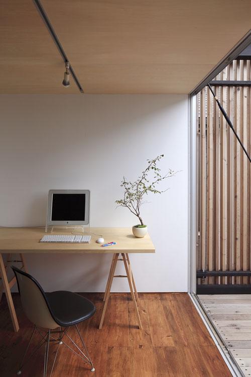 鉄HOUSE その9 パソコンスペース